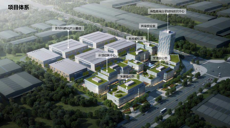 """喜讯:新蒲京4473公司 """"先进材料暨产业孵化园项目"""" 正式签约"""