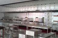 餐厅厨房设计包含哪些设备,餐厅厨房怎么设计?