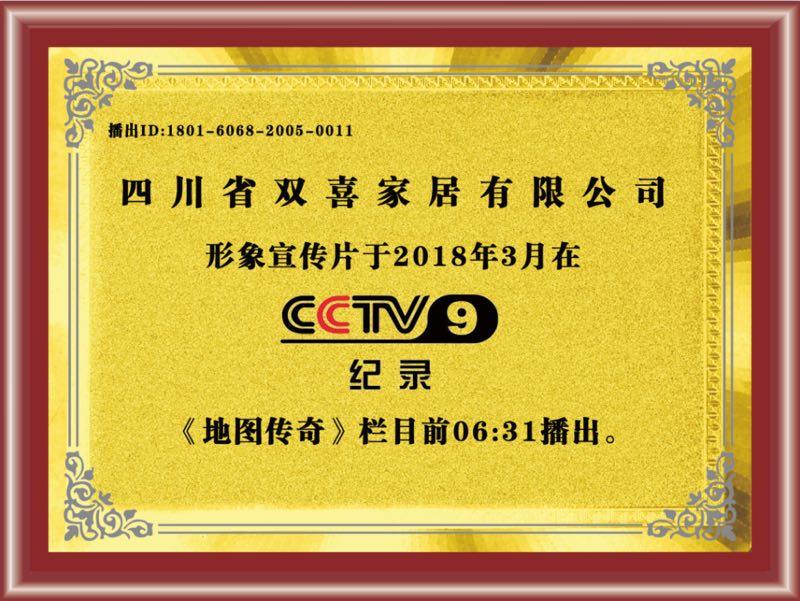 CCTV9形象展播证书.jpg
